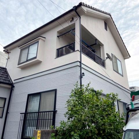 広島で外壁塗装【広島県安芸郡O様邸「外壁塗装」】のイメージ