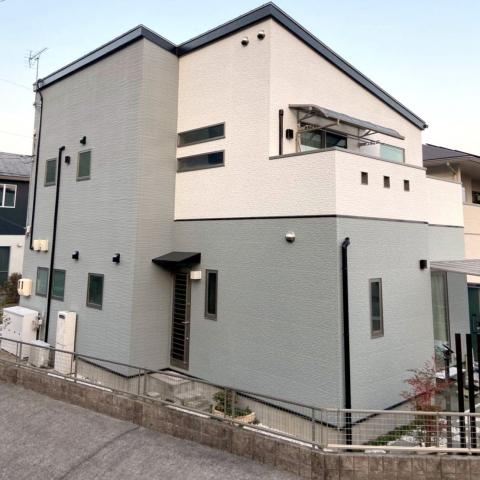 広島で外壁塗装【岡山県総社市M様邸「外壁塗装」】のイメージ