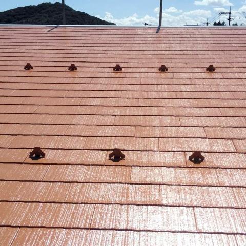 広島で外壁塗装【島根県松江市A様邸「屋根塗装」】のイメージ