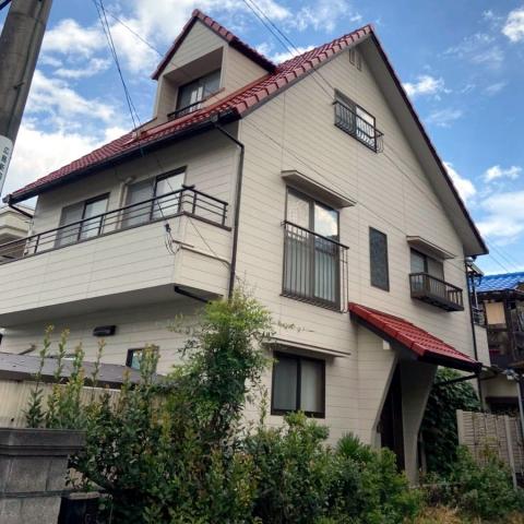 広島で外壁塗装【広島県大竹市T様邸「屋根塗装」】のイメージ