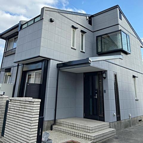 広島で外壁塗装【山口県周南市K様邸「外壁塗装」】のイメージ